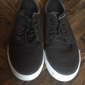 Cat and Jack Canvas Sneakers sz 2